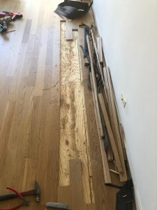 Resurfacing Wood Floors With Our Dustless System Machine